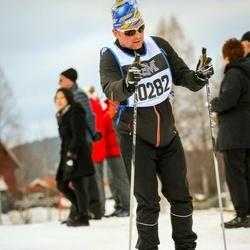 Skiing 90 km - Fredrik Olsson (10282)