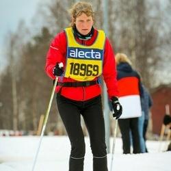 Skiing 90 km - Else Thiesson (18969)
