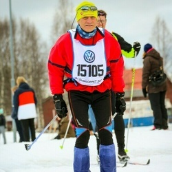 Skiing 90 km - Jaroslav Sykora (15105)