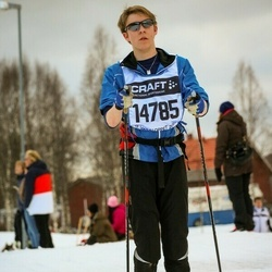 Skiing 90 km - Axel Boström (14785)