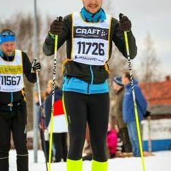 Skiing 90 km - Anders Olofsson (11726)