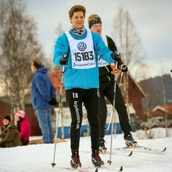 Skiing 90 km - Alexander Breckling (15183)