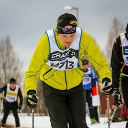 Skiing 90 km - Fredrik Gunnarsson (14713)