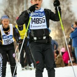 Skiing 90 km - Carl Siversson (14855)