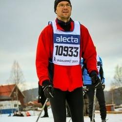 Skiing 90 km - Henrik Andersson (10933)