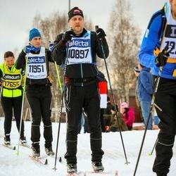 Skiing 90 km - Anders Lidén (10897)