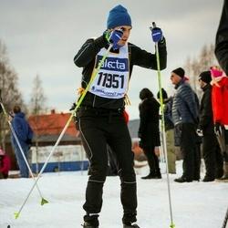 Skiing 90 km - Emanuel Tirenå (11951)