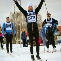 Skiing 90 km - Hans Henningsson (15719)