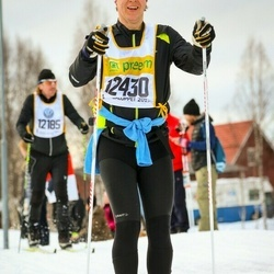 Skiing 90 km - Christian Larsson (12430)