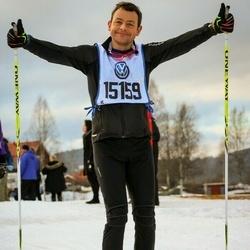 Skiing 90 km - Petter Forsberg (12479)