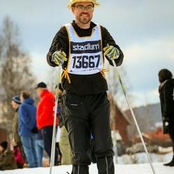 Skiing 90 km - Magnus Berndtsson (13667)