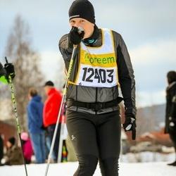 Skiing 90 km - Philip Alexander Helm (12403)