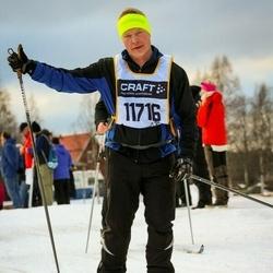 Skiing 90 km - Thomas Pettersson (11716)