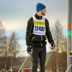 Skiing 90 km - Daniel Jastér (13480)