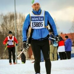 Skiing 90 km - Henrik Strömberg Croné (13805)