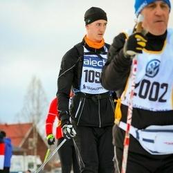 Skiing 90 km - Daniel Haack (10955)