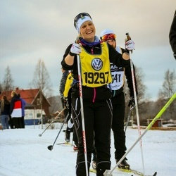 Skiing 90 km - Sandra Berner (19297)