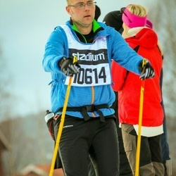 Skiing 90 km - Alexander Axelsson (10614)
