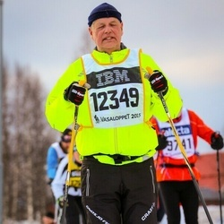 Skiing 90 km - Åke Sveningsson (12349)