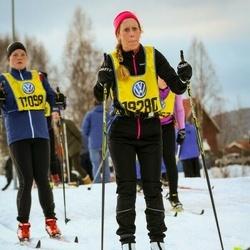 Skiing 90 km - Cecilia Sundbring (19280)