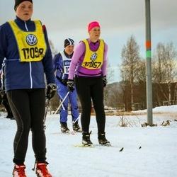 Skiing 90 km - Åsa Bolin (17057)