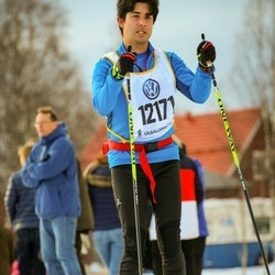 Skiing 90 km - Andre Hesselink (12171)