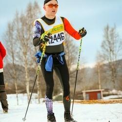 Skiing 90 km - Henrik Hellberg (12446)