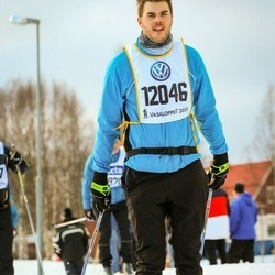 Skiing 90 km - Adam Lööv (12046)