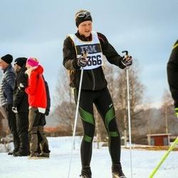 Skiing 90 km - Fredrik Hansen (13366)