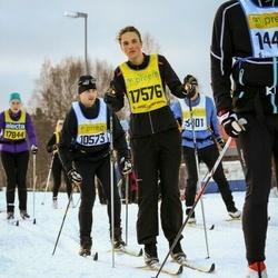 Skiing 90 km - Elin Sibgård (17576)