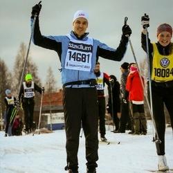 Skiing 90 km - Daniel Eklund (14681)