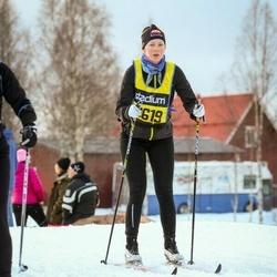 Skiing 90 km - Erika Thid (18619)