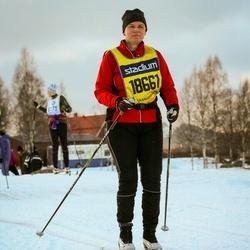 Skiing 90 km - Gunilla Svensson (18661)