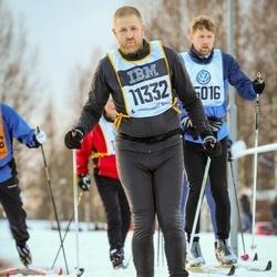 Skiing 90 km - David Palmius (11332)