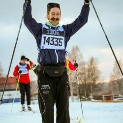 Skiing 90 km - Daniel Nilsson (14335)