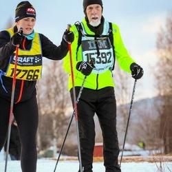 Skiing 90 km - Aage Poulsen (15392)