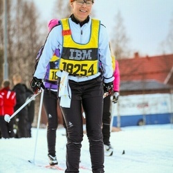 Skiing 90 km - Cathrine Suber (18254)
