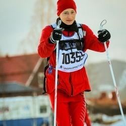 Skiing 90 km - Jarl Akseli Carlander (10355)