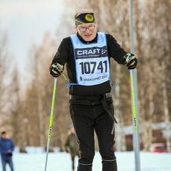 Skiing 90 km - Arvo Harjula (10741)