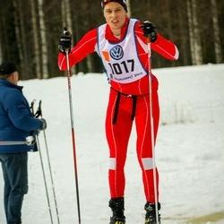 Skiing 90 km - David Olofsson (1017)