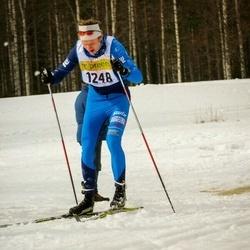 Skiing 90 km - Asbjørn Slagtern Fjellvåg (1248)