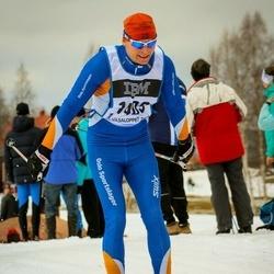 Skiing 90 km - Eirik Asp (1409)