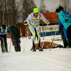 Skiing 90 km - Andrea De Monte Pangon (3724)