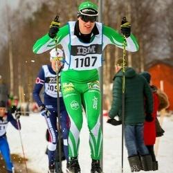 Skiing 90 km - Erik Ohlström (1107)