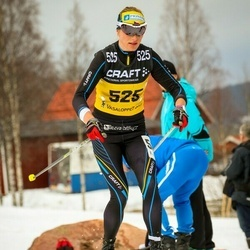 Skiing 90 km - Adela Boudikova (525)