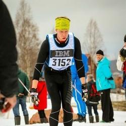 Skiing 90 km - Emil Folkesson (3152)