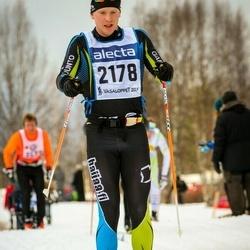 Skiing 90 km - Eero-Matti Vainio (2178)