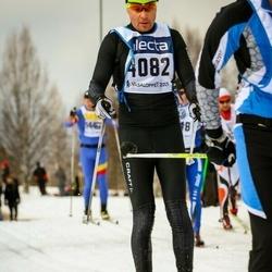 Skiing 90 km - Jarno Kauhanen (4082)