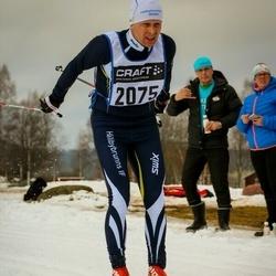 Skiing 90 km - Henrik Johnsson (2075)