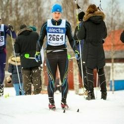 Skiing 90 km - David Czuczor (2664)